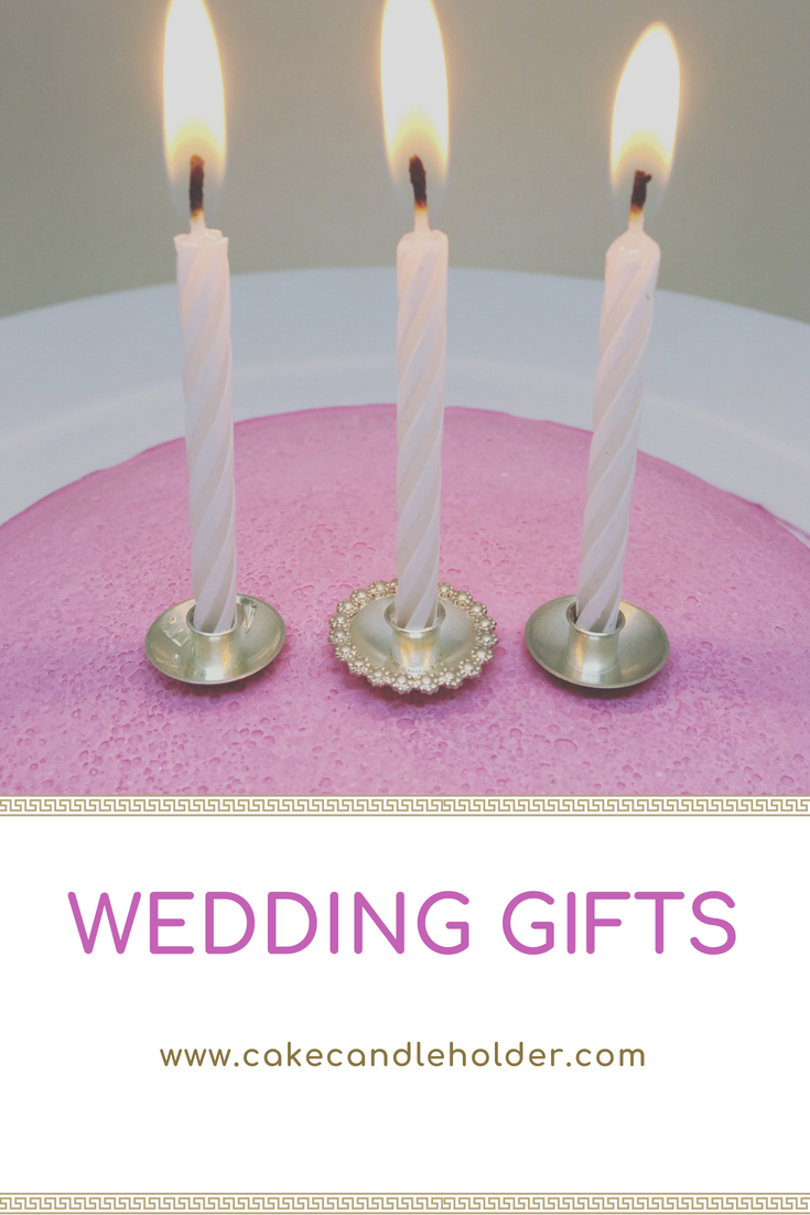 Choose A Romantic Cake Candle Holder Made In Sterling Silver Available From 24 Euro