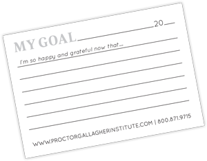 Download A Free Goal Card Goals Bob Proctor Quotes To Live By