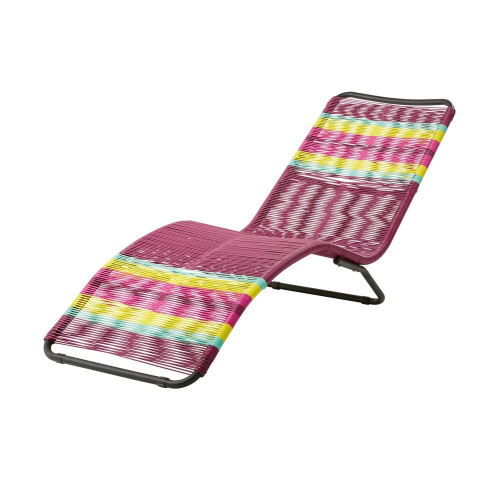 Sonnenliege Aus Kunstharzgeflecht Mehrfarbig Copacabana Jetzt Bestellen Unter Https Moebel Ladendirekt De Garten Gartenm Gartenliege Sonnenliege Liegestuhl