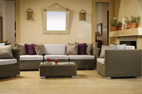 Download Wallpaper Used All Weather Wicker Patio Furniture