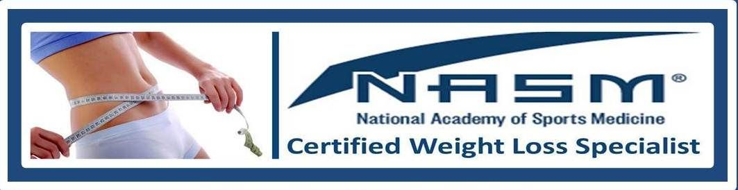 Nasm Certified Weight Loss Specialist Complete Time To Shed The