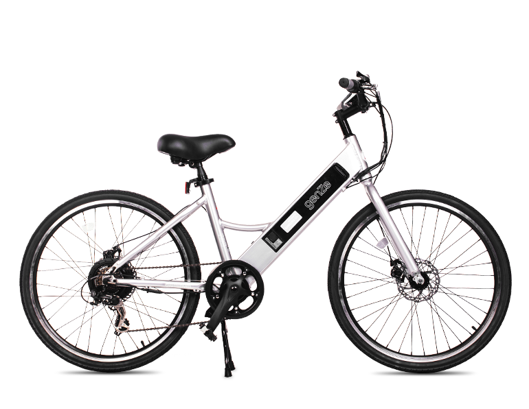 Genze Electric Bikes Offer 3 Riding Modes To Satisfy All Types Of