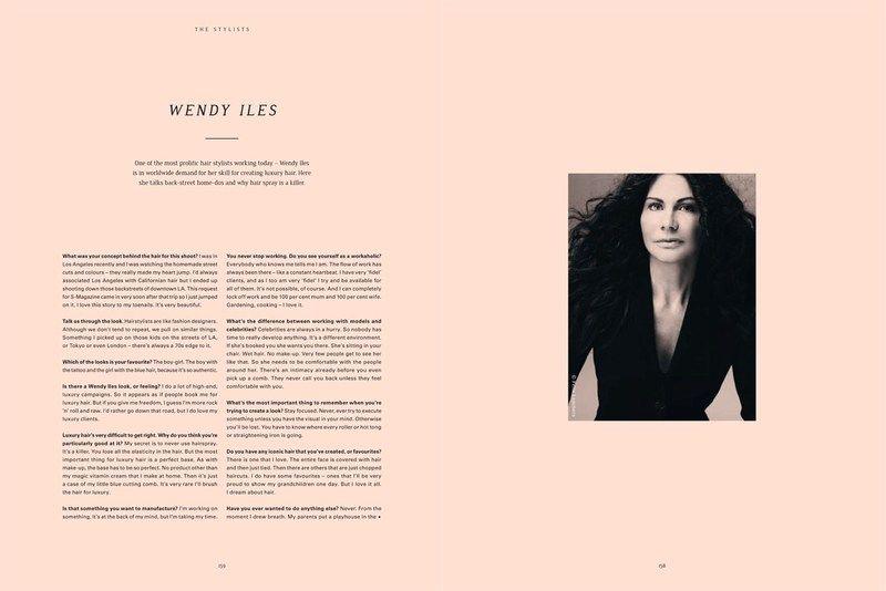 ArtList - Hair - Wendy Iles - Press Release PRESS Pinterest