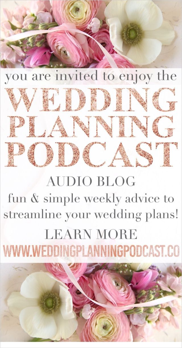 Enjoy FREE wedding planning advice, anywhere your busy life takes