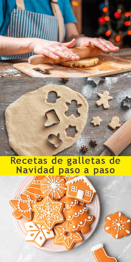 Galletas De Navidad Recetas Para Niños Postres Navideños Para Niños Postres Navideños Galletas De Navidad Para Niños