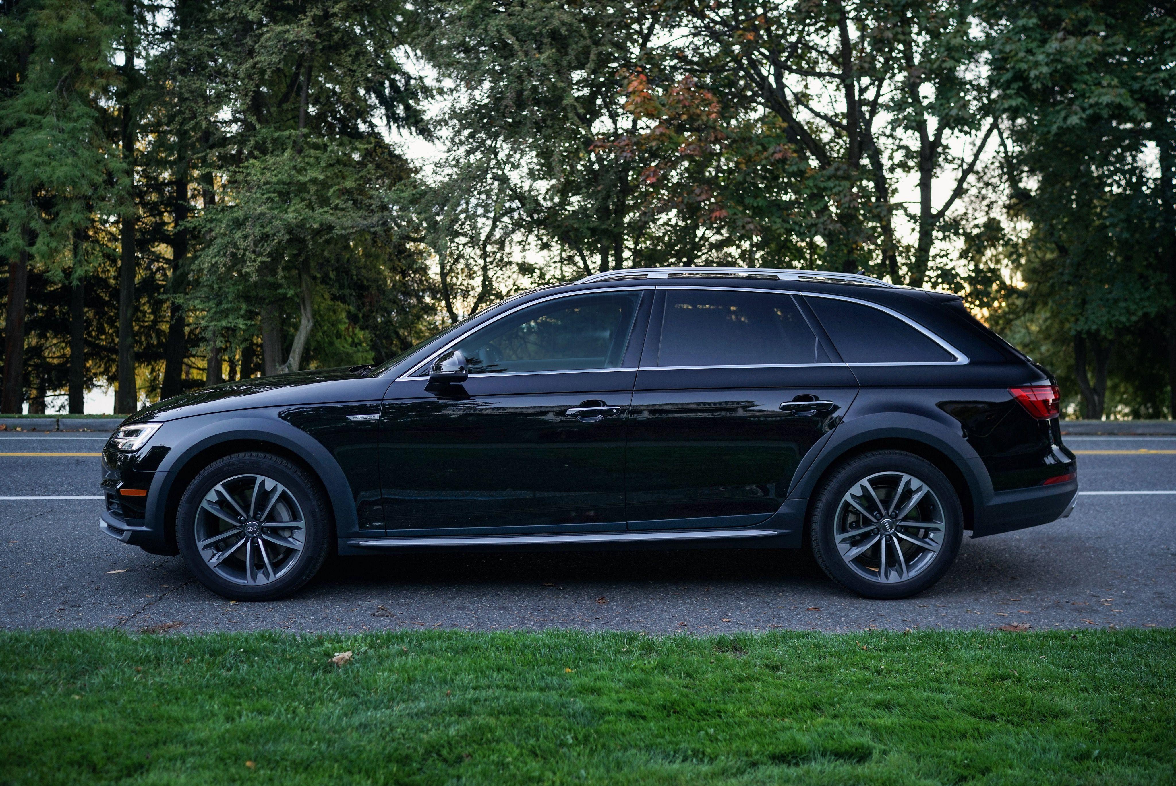 Brilliant Black Audi Allroad Green Lake Seattle Wa Audiseattle Com Black Audi Audi Allroad Audi Dealership