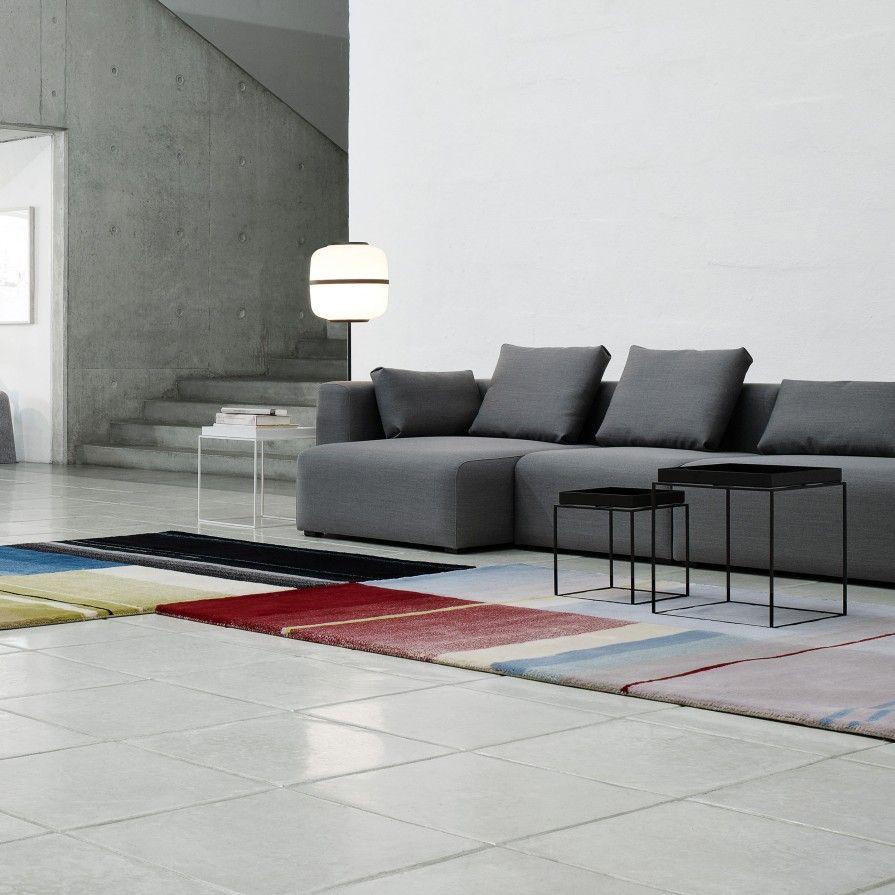 Hay Beistelltisch tray table beistelltisch hay bei ikarus de living room
