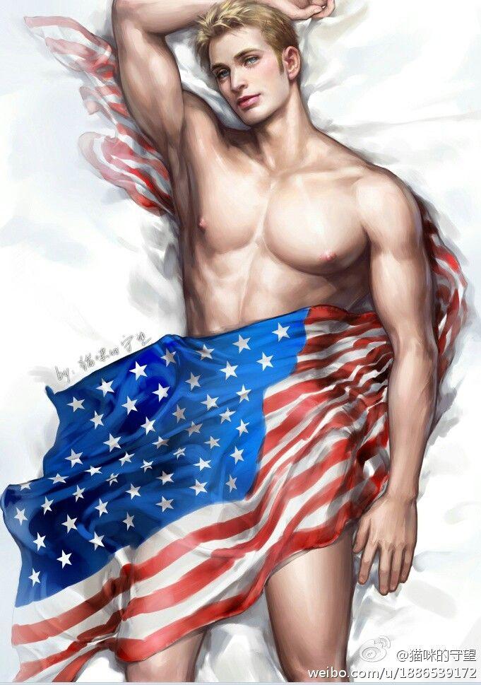 American hero gay
