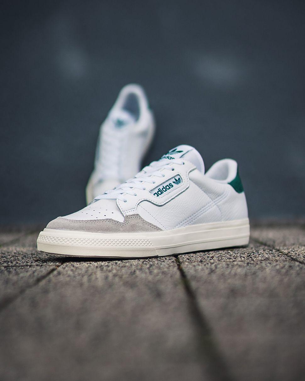 Adidas Originals Continental Vulc In Weiss Ef3534 Everysize Adidas Schuhe Herren Adidas Originals Sneaker Adidas Sneaker