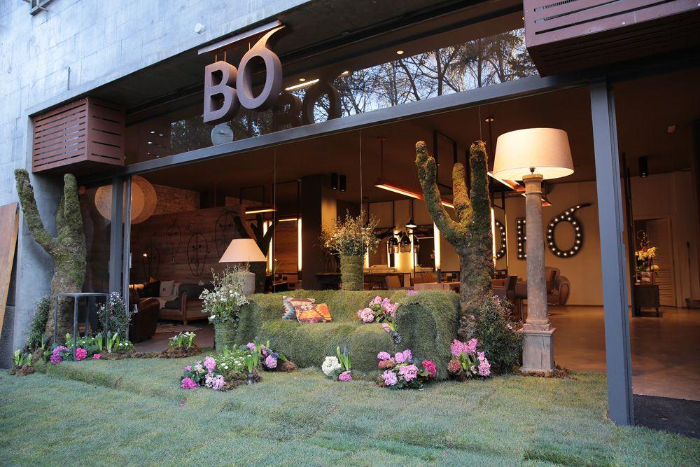 exterior bo barcelona fiesta primavera decoracin por bao bab boprimavera