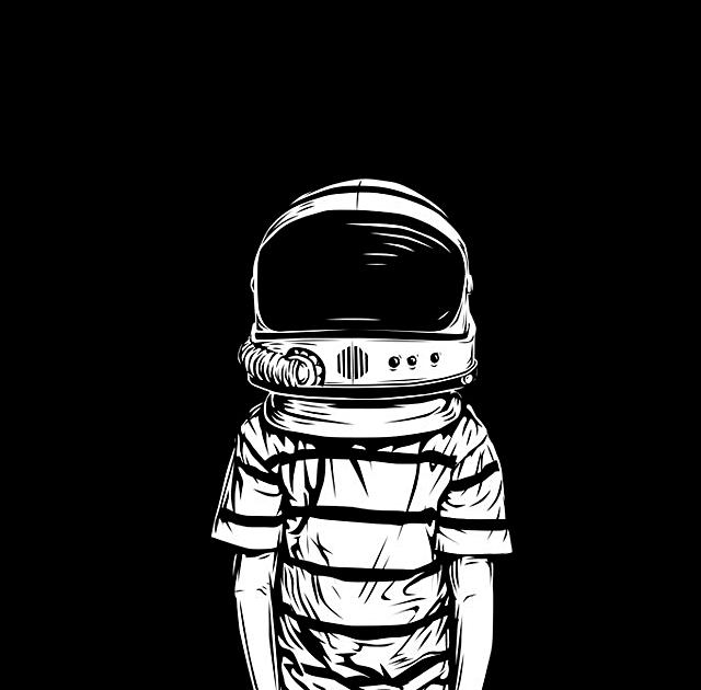 Paling Populer 15 Joker Animasi Hitam Putih Wallpaper Black Tumblr In 2019 Black Wallpapers Tumblr 8 Best Anime Images Animation Astronaut Art Art Space Art