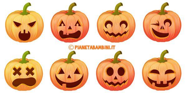 Zucca Halloween Per Bambini.Immagini Di Zucche Di Halloween Da Stampare E Ritagliare Zucca Halloween Halloween Disegni Di Halloween