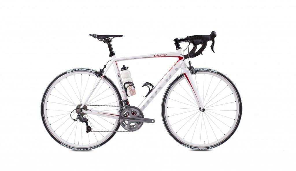 VIVAX , le vélo le plus plus léger au monde avec seulement 2 kg supplementaire.