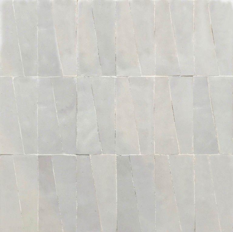 Zellige C Trc9 3 Blanc De Fes Tc06 Zellige Interieur Salle De