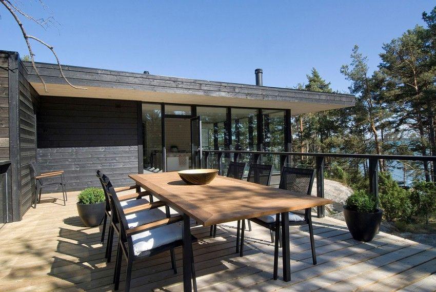 Summer Villa III by Haroma  Partners Villas, Architecture