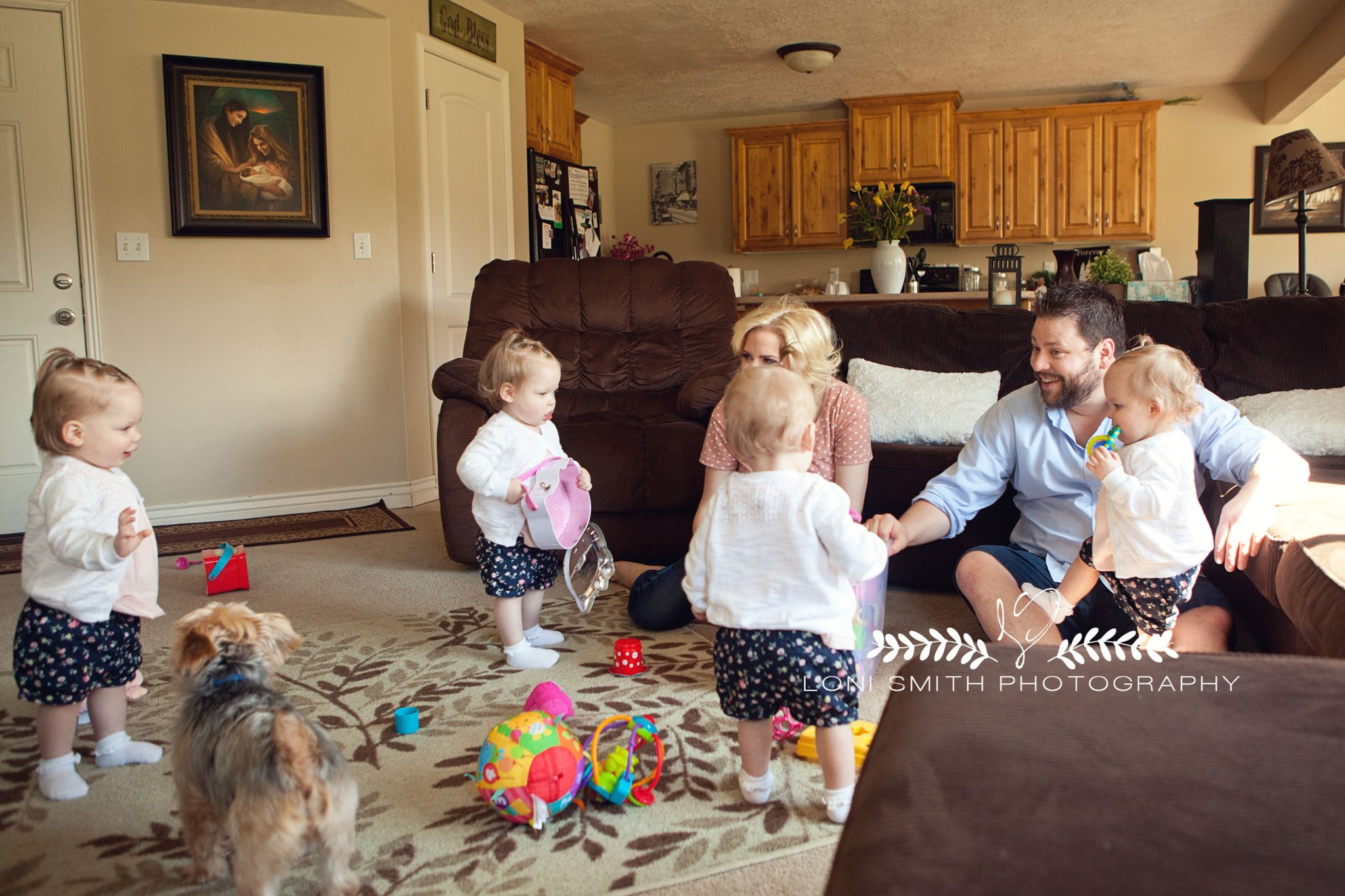 Loni Smith Photography Utah whimsical child photographer, children photography, Gardner Quadruplets, quad squad, multiples