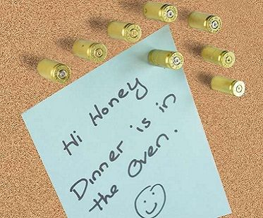 Bullet casing push pins! (Click for price)
