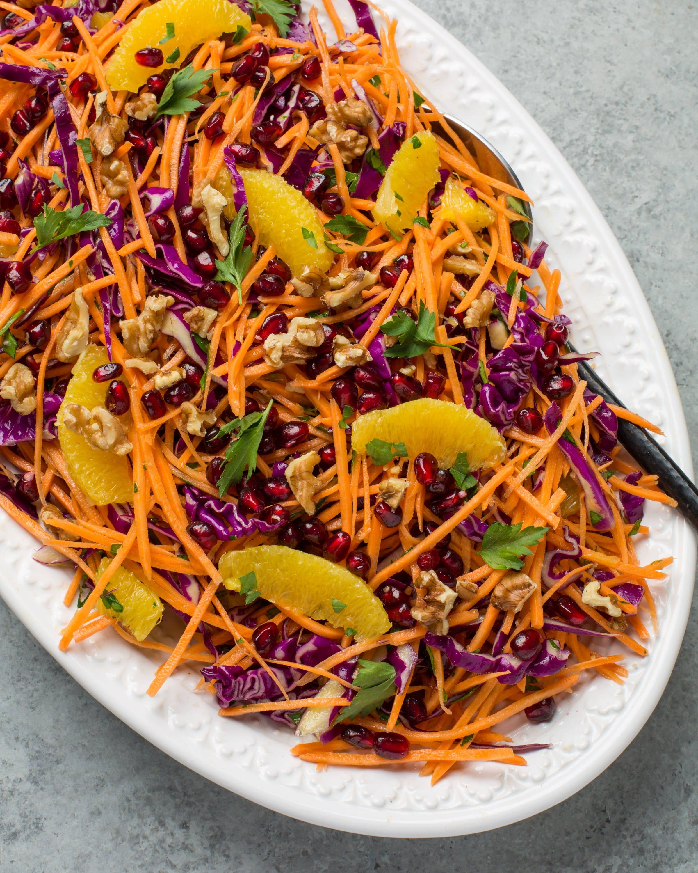 Recipe: Shredded Cabbage and Sweet Potato Slaw — Recipes from The Kitchn