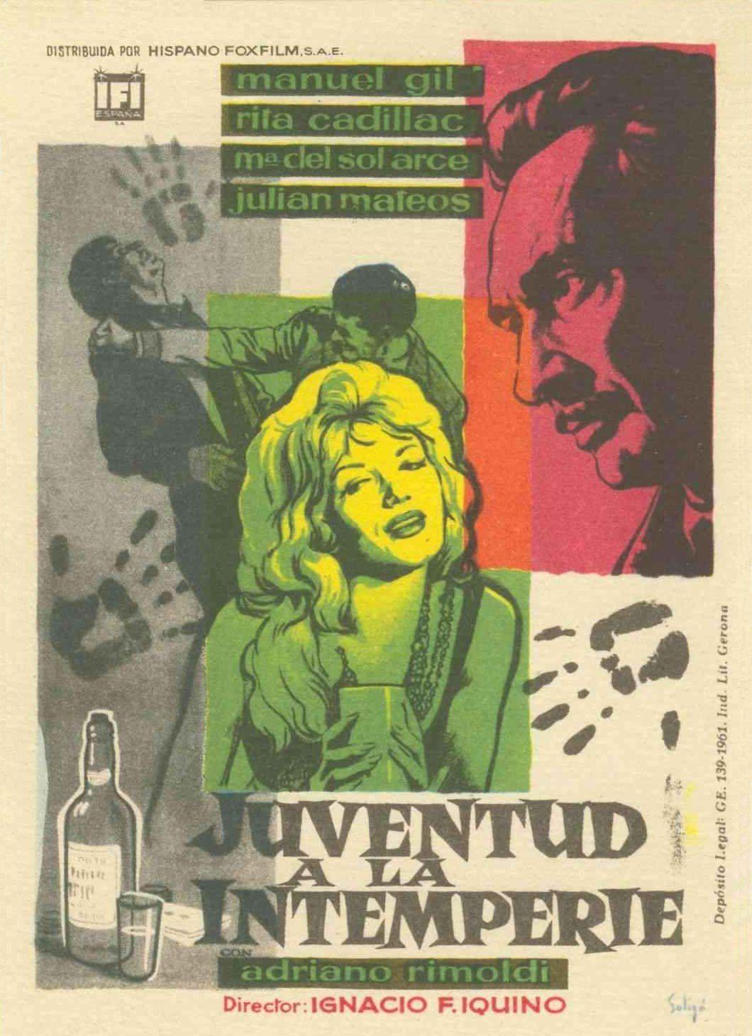 1961 - Juventud a la intemperie