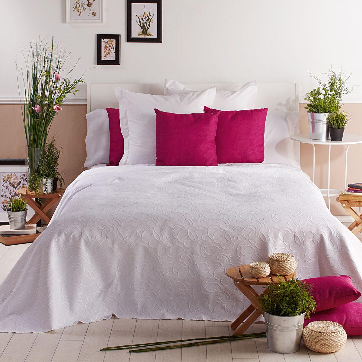 Colcha piqu vallarta colchas de verano pinterest - Ikea ropa de cama colchas ...