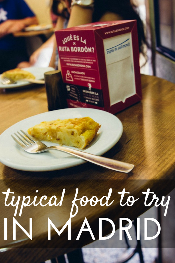 You can get great food from all over the world in madrid but here you can get great food from all over the world in madrid but here are 7 local dishes you must try forumfinder Gallery