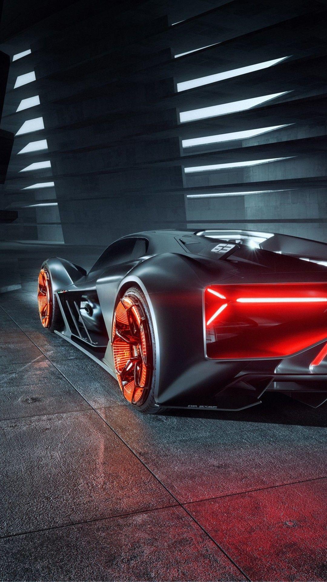 Lamborghini Terzo Millennio 2019 Rear View Car Mobile Wallpaper Iphone Android Samsung Pi In 2020 Car Wallpaper For Mobile Sports Car Wallpaper Bmw Wallpapers