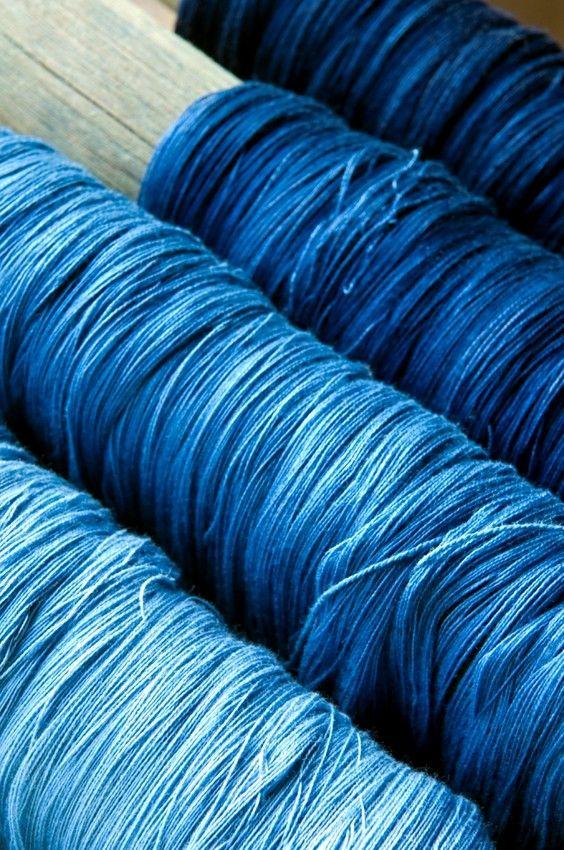 Blue Tones color inspiration COLOURS - BRIGHT, BOLD AND BEAUTIFUL - Couleur Des Fils Electrique