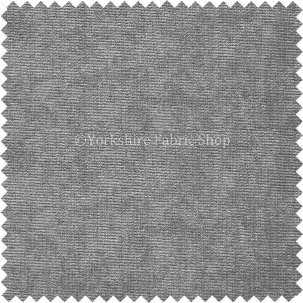 New Textured Chenille Upholstery Curtain Cushion Sofa Material Fabric Grey