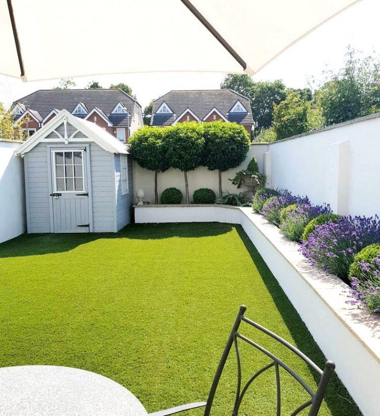 Contemporary Small Garden Botanicalgardens Small Backyard Landscaping Backyard Outdoor Gardens Design