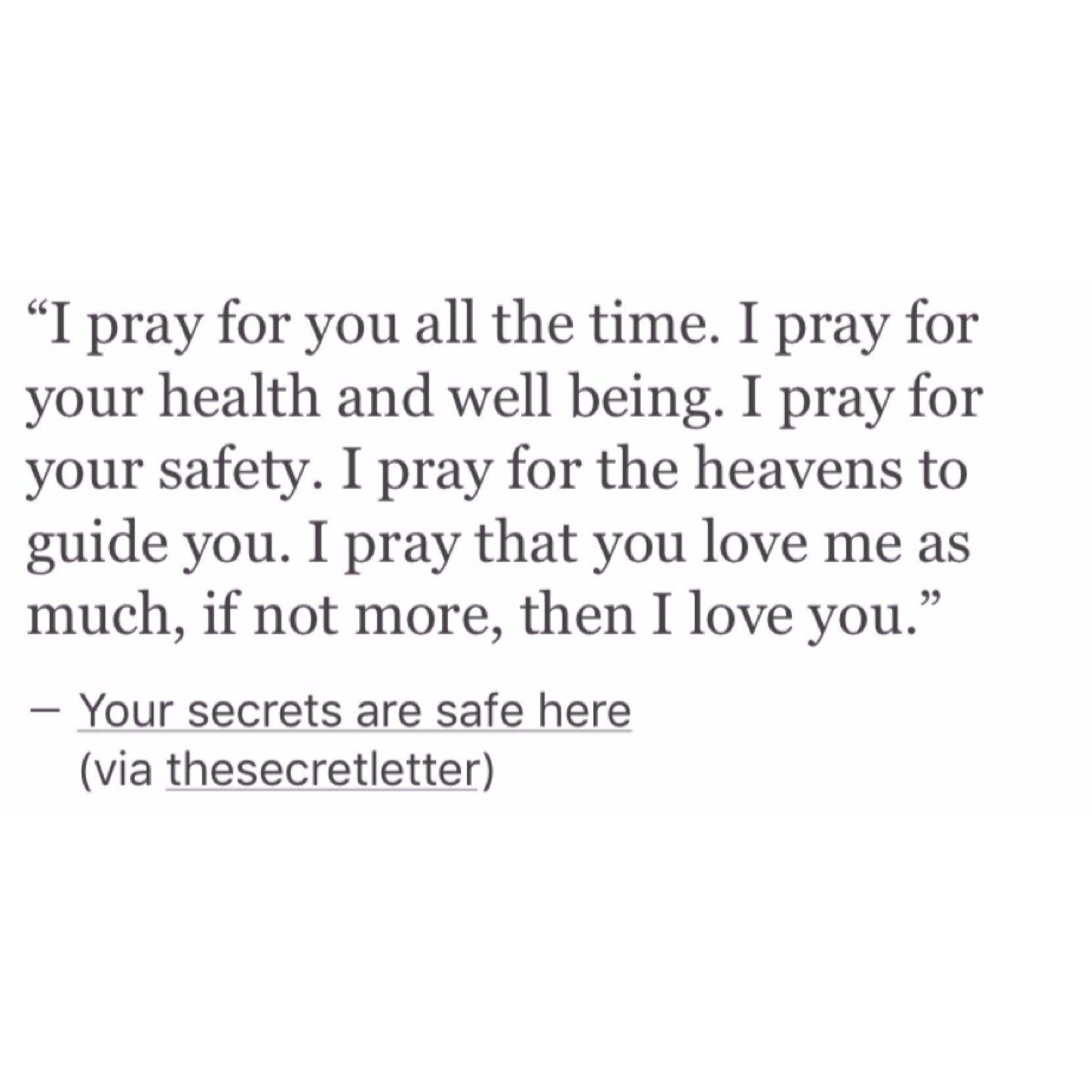 Gebet für einen Freund
