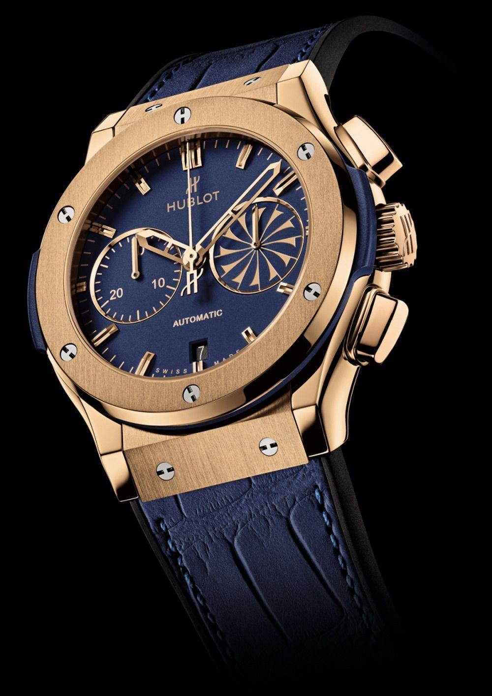 Hublot Mykonos Watch, Two New Limited Editions - eXtravaganzi