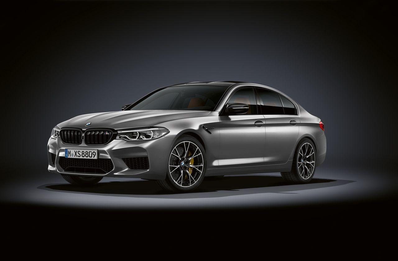 Офіційно представлена найлютіша BMW M5 в історії