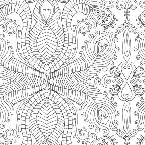 adult colouring in free printable