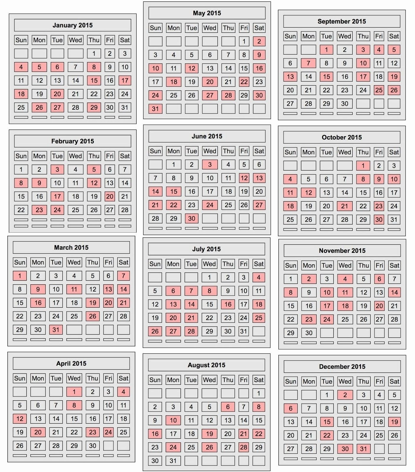 Chinese Gender Calendar April 2019 Calendar Template