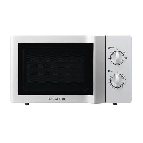 Bauknecht Microwave Oven Manual: Daewoo KOR6L65 Manual Microwave Oven, 800 Watt, 20 Litre