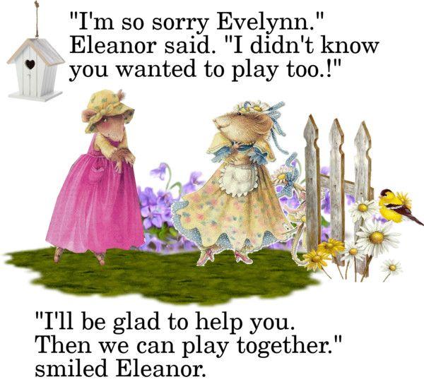 """I'll help"" by lindafaulkner-adams ❤ liked on Polyvore"