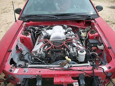 1997 Mustang Cobra 4 6 V8 Engine Motor Dohc