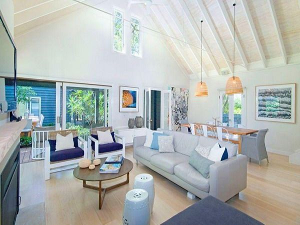 Beautiful beach house style » Adorable Home