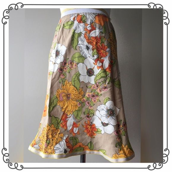 Floral Skirt ✨ Floral skirt by Old Navy ✨ Gently worn maybe twice ✨ Old Navy Skirts