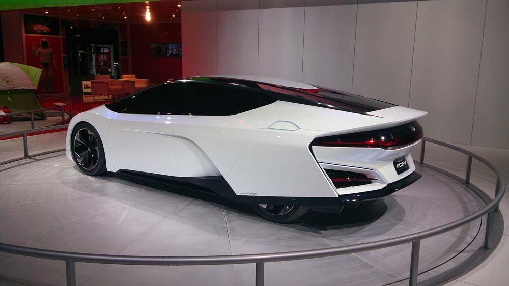 2021 Honda Fcev Redesign And Concept New Cars Fcev Honda
