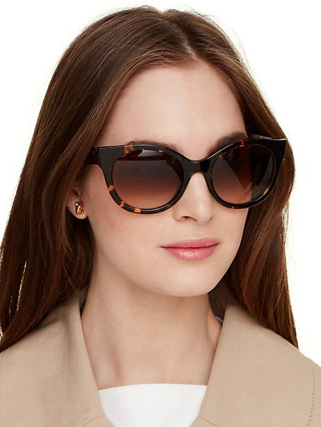ef3205061310 melly sunglasses - Kate Spade New York   Glasses   Sunglasses, Kate ...