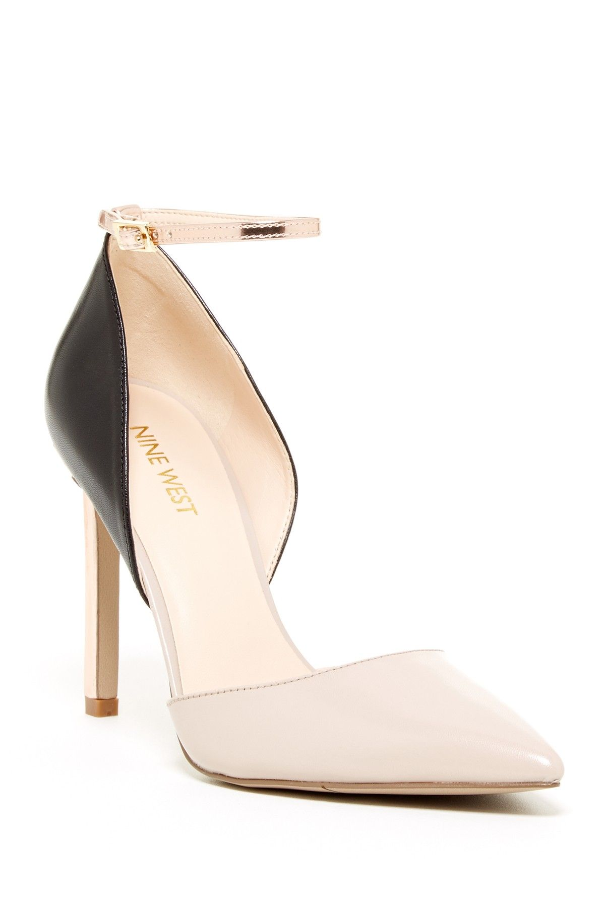 Nine West | Timeforsho d'Orsay Pump | Nordstrom Rack