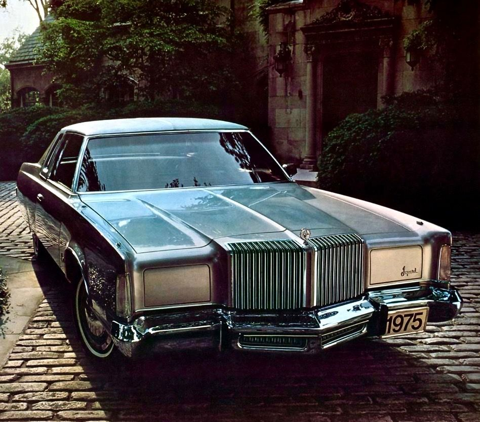 1975 Chrysler Imperial Coupe Chrysler Imperial