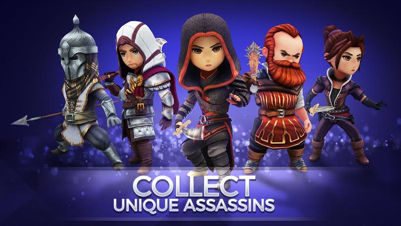 Assassin's Creed Rebellion v1.0.2 [Mods] Apk Mod Data