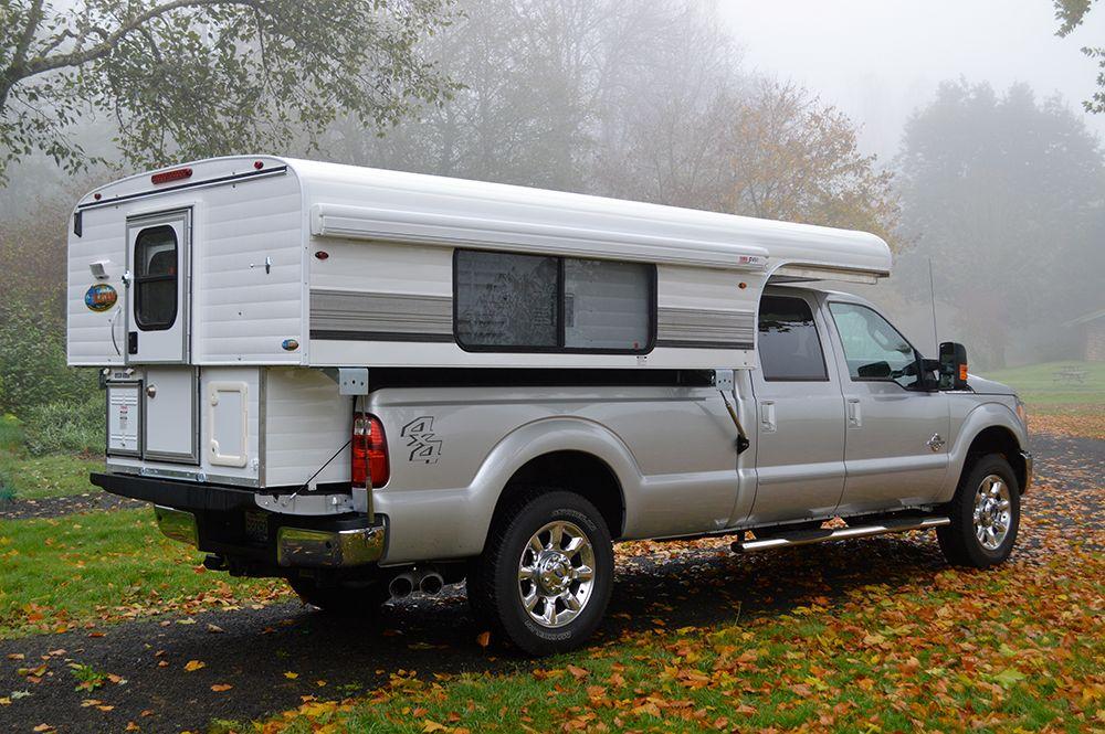 Alaskan Campers GALLERY Slide in truck campers, Truck camper