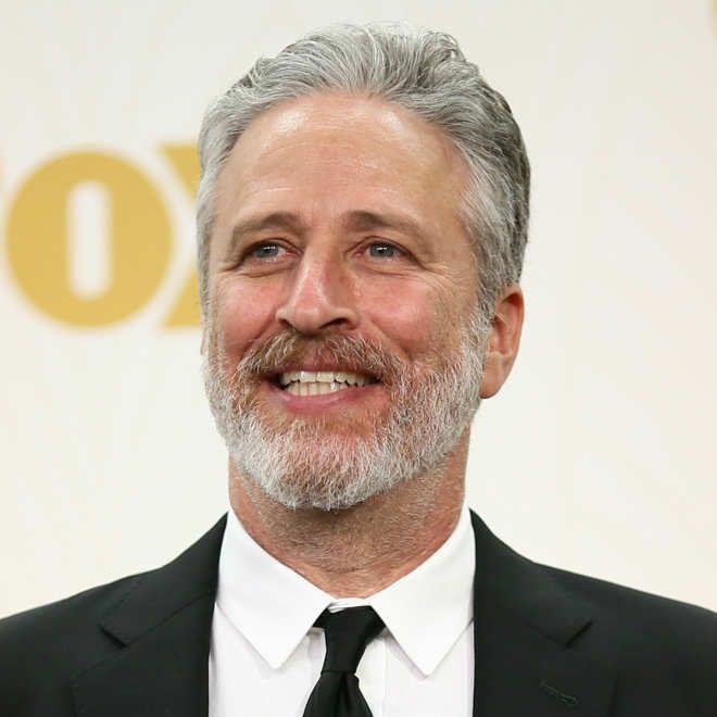 Jon Stewart Helps Two Goats He Didn't Even Know Personally