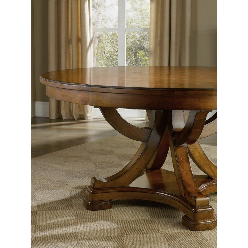 Welford Extendable Dining Table Reviews Birch Lane Round Pedestal Dining Pedestal Dining Table Round Pedestal Dining Table