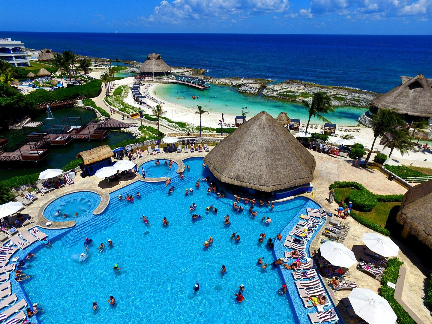 barcelo maya adults only
