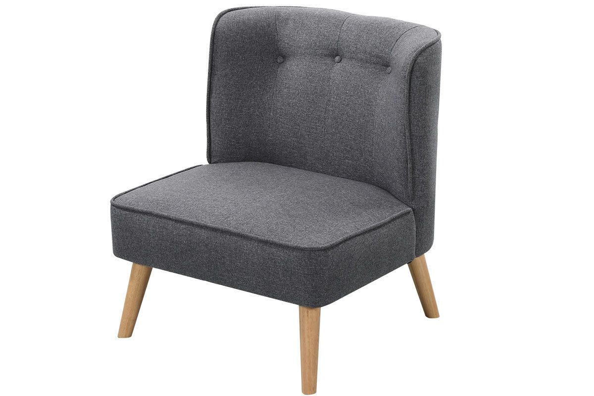 Details About Modern Grey Fabric Crushed Velvet Chair Modern