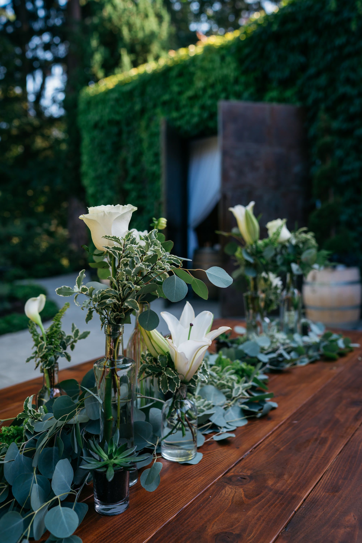 Diy Wedding Flowers Diy Centerpiece Garland Wedding Garland
